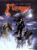 Eric Lambert et Jean-Luc Istin - Merlin Tome 1 : La colère d'Ahes.