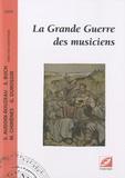 Stéphane Audoin-Rouzeau et Esteban Buch - La Grande Guerre des musiciens.