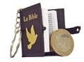 Esaie 55 - Mini bible porte-clés Evangile de Jean.