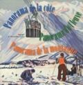 Alexandra Exter et Marie Colmont - Panorama du fleuve, de la côte et de la montagne - Coffret 3 volumes.