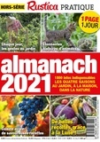 Sabine Jeannin-Da Costa - Rustica pratique  : Almanach 2021.