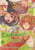 Satoru Akahori et Yukimaru Katsura - Kashimashi Tome 2 : .