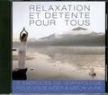 Danièle Gouyon - Relaxation et détente pour tous - CD audio.