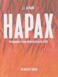 L-L de Mars - Hapax - Prolégomènes à une bande dessinée de droite.