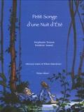 Stéphanie Tesson et Frédéric Saurel - Petit Songe d'une Nuit d'Eté - (Librement inspiré de William Shakespeare).