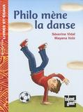 Philo mène la danse / Séverine Vidal   Vidal, Séverine (1969-....)