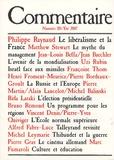 Philippe Raynaud et Matthew Stewart - Commentaire N° 118, Eté 2007 : .
