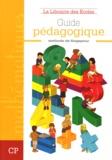 Jean-Michel Jamet et Louis-Marie Berthelot - Guide pédagogique CP.