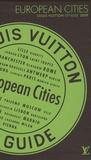 Antoine Besse et Sébastien Demorand - Coffret European Cities 2009 en 9 volumes.