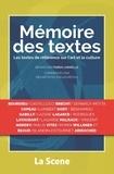 Fabien Jannelle - Mémoire des textes - Les textes de référence sur l'art et la culture.