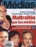 Pierre Veilletet - Médias N° 32 : Maltraités par les médias.