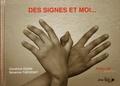 signes et moi (Des) / [photographies de] Cendrine Genin, Séverine Thévenet | Genin, Cendrine (1968-....). Illustrateur