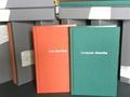 Jacques Abeille et Léo Barthe - Tombeau pour un amour dans la lumière de sa perte ; Petites pages pour un petit page - Coffret en 2 volumes.