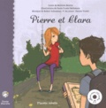 Mathieu Boutin et Paule Trudel Bellemare - Pierre et Clara. 1 CD audio MP3