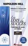 Napoleon Hill - Les lois du succès - Tome 1, Leçons 1 à 4.