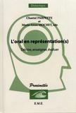 Chantal Parpette et Marie-Anne Mochet - L'oral en représentation(s) - Décrire, enseigner, évaluer.