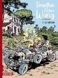 Luc Warnant et Bruno Wesel - Timothée Octave Wang Tome 1 : Le Tibétain.