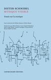 Dieter Schnebel - Musique visible - Essais sur la musique.