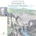 Jules Verne - Auvergne et Limousin illustrés.