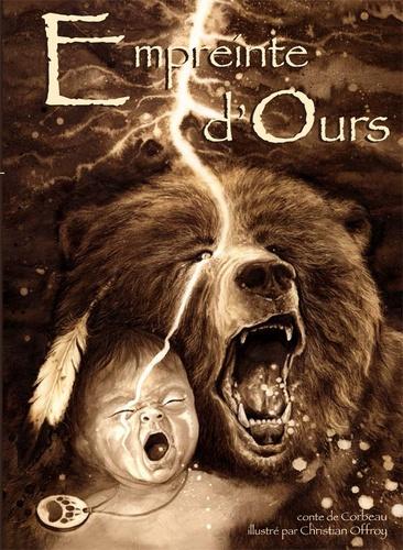 Empreinte d'ours / conte de Corbeau   Corbeau (1970-....)