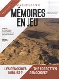 Philippe Mesnard - Mémoires en jeu N° 12, hiver 2020 : Les génocides oubliés ?.