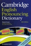 Daniel Jones - Cambridge English Pronouncing Dictionary - Eighteenth edition.