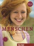 Sandra Evans - Menschen A1.1 - Deutsch als Fremdsprache Kursbuch. 1 DVD