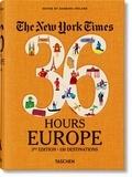 Barbara Ireland - The New York Times 36 Hours Europe - 130 destinations.