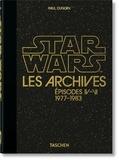 Taschen - Star Wars les archives - Episodes IV-VI 1977-1983 (40th Anniversary Edition).