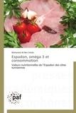 Mohamed Ali Ben Smida - Espadon, omega 3 et consommation.