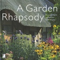 Andrew Lawson - A Garden Rhapsody - Enchanted English Cottages and Floral Melodies, édition trilingue français-anglais-allemand. 4 CD audio