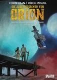 Eric Corbeyran et Jorge Miguel - Die Ausgestossenen von Orion.