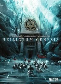 Christophe Bec et Philippe Thirault - Heiligtum Genesis.