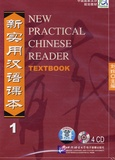Hanban - New Practical Chinese Reader 1 - Textbook. 4 CD audio