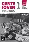 Maison des langues - Gente Joven 1 - Cuaderno de ejercicios.