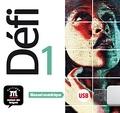 Monique Denyer - Méthode de français Défi 1 A1 - Manuel numérique. 1 Clé Usb