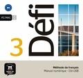 Pascal Biras - Méthode de français Défi 3 B1 - Manuel numérique. 1 Clé Usb