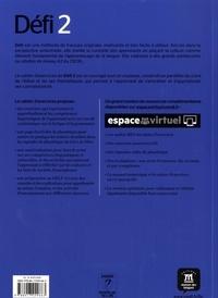 Méthode de français Défi 2 A2. Cahier d'exercices