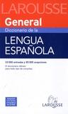 Larousse - General Diccionario de la lengua española.