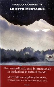 Paolo Cognetti - Le otto montagne.