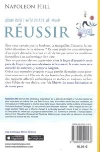 Réussir. Grow rich! with peace of mind