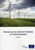Conseil de l'Europe - Manuel sur les droits de l'homme et l'environnement (2e édition) (2012).