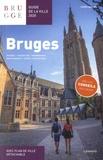 Sophie Allegaert et Brigitte Beernaert - Bruges - Guide de la ville. 1 Plan détachable