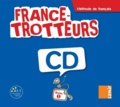 Hong Nga Danilo et Brunhilde Jacob - France-Trotteurs 1 - Méthode de français. 2 CD audio
