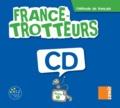 Hong Nga Danilo et Brunhilde Jacob - France-trotteurs 2 - Méthode de français. 2 CD audio