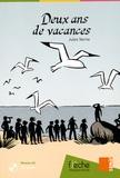 Jules Verne et Aline Mariage - Deux ans de vacances. 1 CD audio MP3