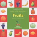 Corinne Baret-Idatte - Fruits - Français-Arabe-Anglais.
