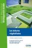 Jean-Claude Burdloff et Emmanuel Houssin - Les toitures végétalisées - Conception, réalisation et entretien.