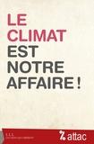 ATTAC France et Geneviève Azam - Le climat est notre affaire !.
