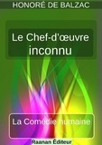 Honoré de Balzac - Le Chef-d'ouvre inconnu.